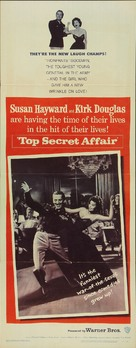 Top Secret Affair - Movie Poster (xs thumbnail)