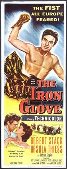 The Iron Glove - Movie Poster (xs thumbnail)