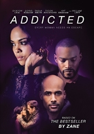 Addicted - DVD movie cover (xs thumbnail)