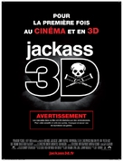 Jackass 3D - French Movie Poster (xs thumbnail)