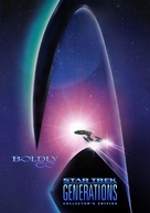 Star Trek: Generations - poster (xs thumbnail)