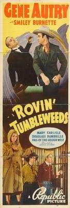 Rovin' Tumbleweeds - Movie Poster (xs thumbnail)