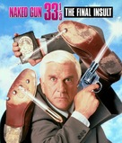 Naked Gun 33 1/3: The Final Insult - Blu-Ray cover (xs thumbnail)