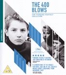 Les quatre cents coups - British Movie Cover (xs thumbnail)