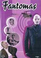 Fantômas - German DVD movie cover (xs thumbnail)