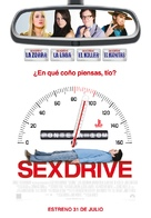 Sex Drive - Spanish Movie Poster (xs thumbnail)