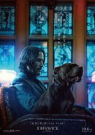 John Wick: Chapter 3 - Parabellum - Japanese Movie Poster (xs thumbnail)