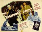 The Vampire's Ghost - Movie Poster (xs thumbnail)
