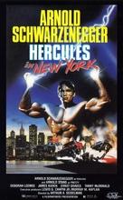 Hercules In New York - Movie Poster (xs thumbnail)