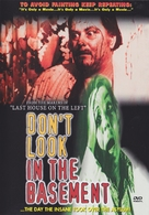 Don't Look in the Basement - DVD cover (xs thumbnail)