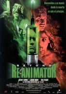 Beyond Re-Animator - Spanish Movie Poster (xs thumbnail)