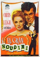 Houdini - Spanish Movie Poster (xs thumbnail)