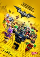 The Lego Batman Movie - Estonian Movie Poster (xs thumbnail)