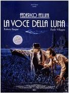 Voce della luna, La - Italian Movie Poster (xs thumbnail)