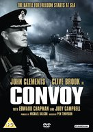 Convoy - British DVD cover (xs thumbnail)