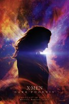 X-Men: Dark Phoenix - Swiss Movie Poster (xs thumbnail)