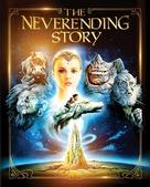 Die unendliche Geschichte - Blu-Ray cover (xs thumbnail)