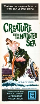 Creature from the Haunted Sea - Movie Poster (xs thumbnail)