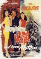 Ces dames préfèrent le mambo - German Movie Poster (xs thumbnail)