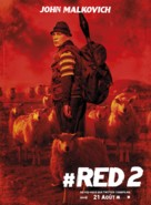 RED 2 - French Movie Poster (xs thumbnail)