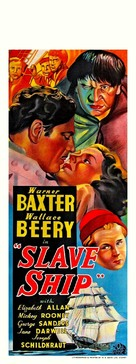 Slave Ship - Australian Movie Poster (xs thumbnail)