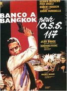 Banco à Bangkok pour OSS 117 - French Movie Poster (xs thumbnail)