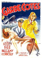 Coast Guard - French Movie Poster (xs thumbnail)