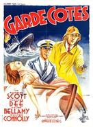 Coast Guard - French Movie Poster (xs thumbnail)