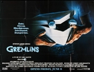 Gremlins - British Movie Poster (xs thumbnail)