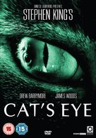 Cat's Eye - British Movie Cover (xs thumbnail)