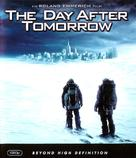 The Day After Tomorrow - German Movie Cover (xs thumbnail)