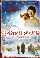 The Christmas Miracle of Jonathan Toomey - British DVD cover (xs thumbnail)