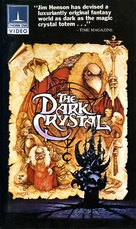 The Dark Crystal - VHS movie cover (xs thumbnail)
