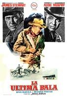 Night Passage - Spanish Movie Poster (xs thumbnail)