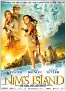 Nim's Island - Swiss Movie Poster (xs thumbnail)