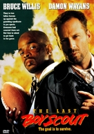 The Last Boy Scout - DVD movie cover (xs thumbnail)