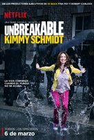 """""""Unbreakable Kimmy Schmidt"""" - Mexican Movie Poster (xs thumbnail)"""