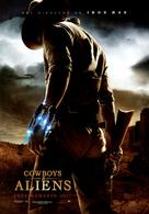 Cowboys & Aliens - Argentinian Movie Poster (xs thumbnail)