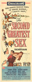 The Second Greatest Sex - Movie Poster (xs thumbnail)