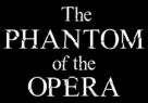 The Phantom Of The Opera - Logo (xs thumbnail)