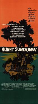 Hurry Sundown - Movie Poster (xs thumbnail)