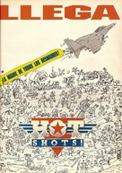 Hot Shots - Spanish Movie Poster (xs thumbnail)
