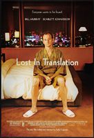 Lost in Translation - Theatrical movie poster (xs thumbnail)