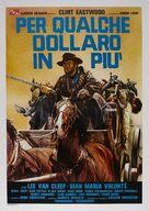 Per qualche dollaro in più - Italian Movie Poster (xs thumbnail)