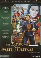Il leone di San Marco - German DVD cover (xs thumbnail)
