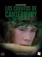 I racconti di Canterbury - Spanish DVD cover (xs thumbnail)