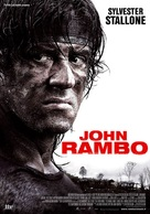Rambo - Italian Movie Poster (xs thumbnail)