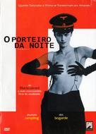 Il portiere di notte - Brazilian DVD movie cover (xs thumbnail)