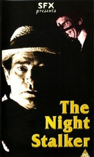 The Night Stalker - VHS movie cover (xs thumbnail)