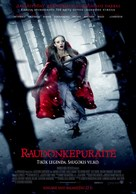 Red Riding Hood - Lithuanian Movie Poster (xs thumbnail)